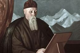 Святослав Рерих «Портрет Н.К. Рериха». 1938
