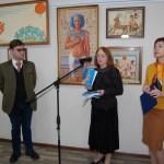 15 января 2019 года в выставочном зале Центральной городской библиотеки им. Е.И. Аркадьева г. Сызрани открылась выставка «Странствие через века»