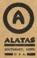 """Издательство """"Alatas"""". Издательская марка"""