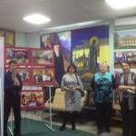 Выставка «Пакт Рериха. История и современность» в Ордынском (Новосибирская область) (6)