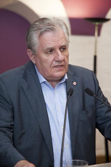 Александр Витальевич Стеценко, Вице-президент Международного Центра Рерихов