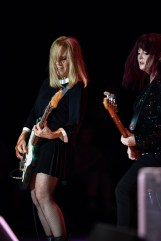 Charlotte Caffey and Abby Travis