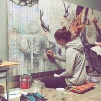 Art Duo: Jess and Keegan