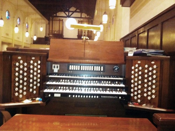 St. Thomas Episcopal Church – American Guild of Organists ...