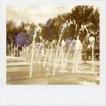 Jets d'eau Place de la République