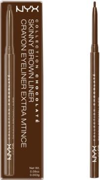 NYX Skinny Brown Liner