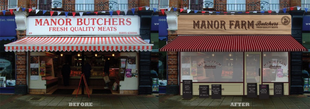 Manor Butcher_Before_AFTER