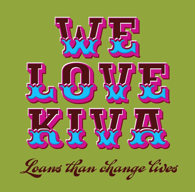 GOOD THINGS: KIVA