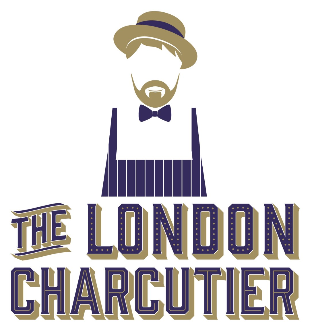 THE LONDON CHARCUTIER LOGO Designed By Good People