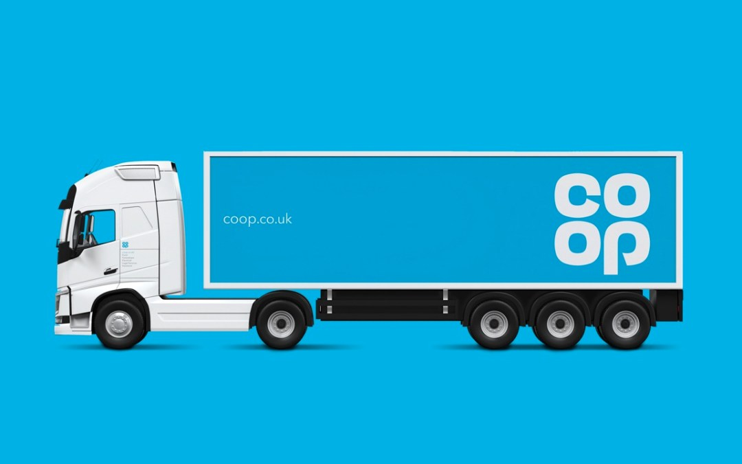 SOME THOUGHTS ON THE NEW THE CO-OP BRANDING