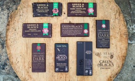 TALKING WITH THE FOUNDER OF GREEN & BLACK'S