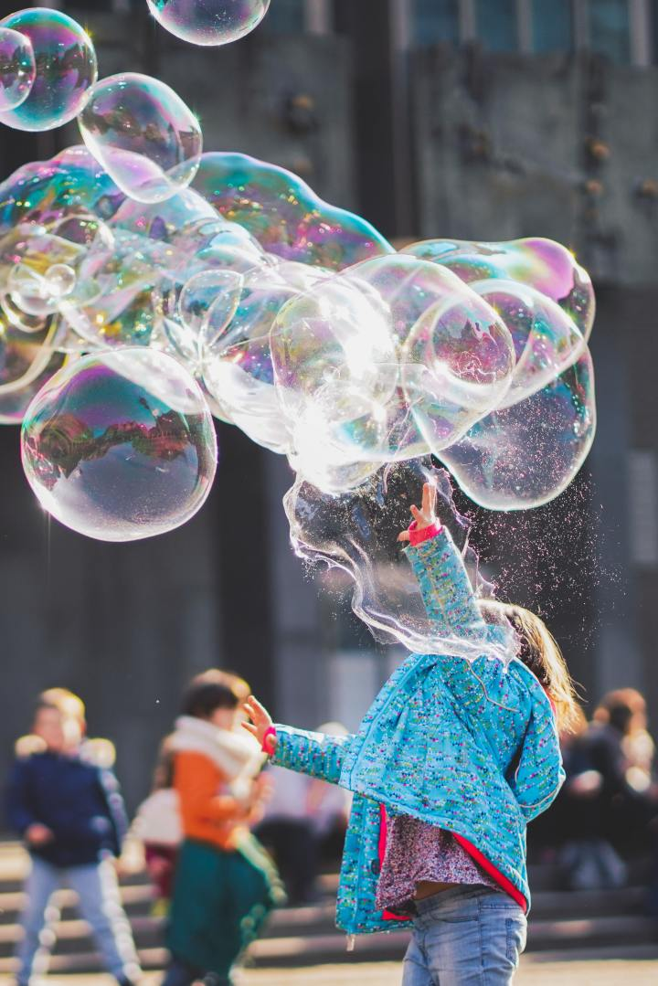 The Need for a Good Bubble