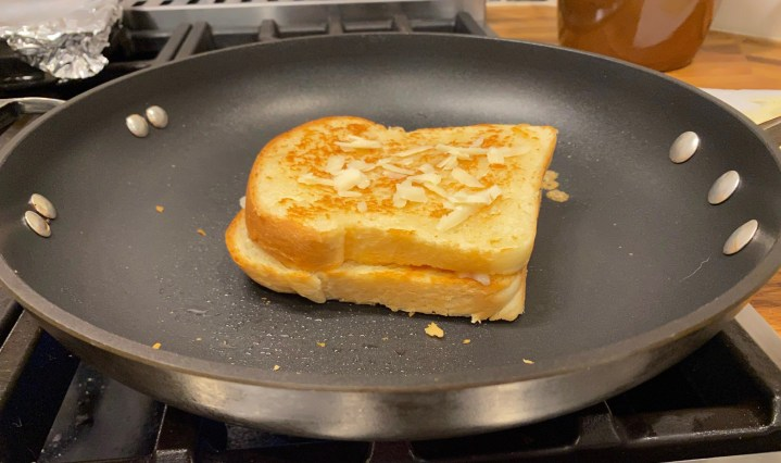 The Best Cheese for Grilled Cheese