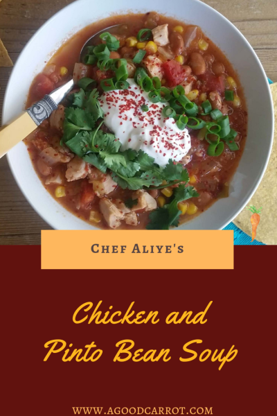 Chicken and Pinto Bean Soup Recipe, Weekly Meal Plans, Clean Eating Recipes, Healthy Dinner Recipes, Recipes for Dinner