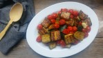 Pan Roasted Zucchini and Cherry Tomatoes Recipe