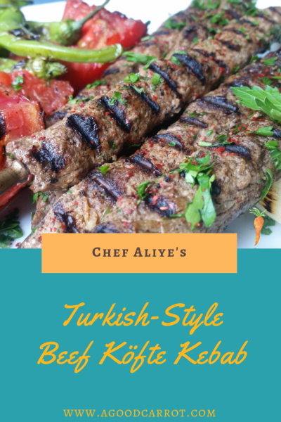 Turkish Style Beef kofte kebab recipe, Weekly Meal Plans, Clean Eating Recipes, Healthy Dinner Recipes, Recipes for Dinner