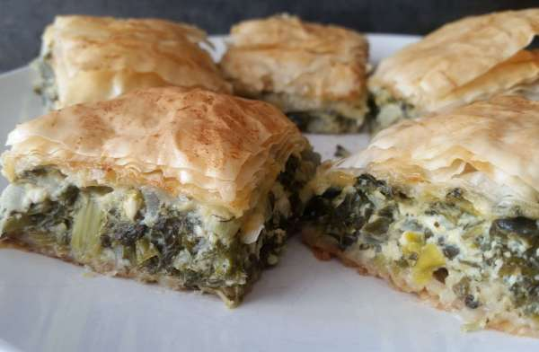 savory pie recipe spinach and cheese, vegetarian thanksgiving recipes