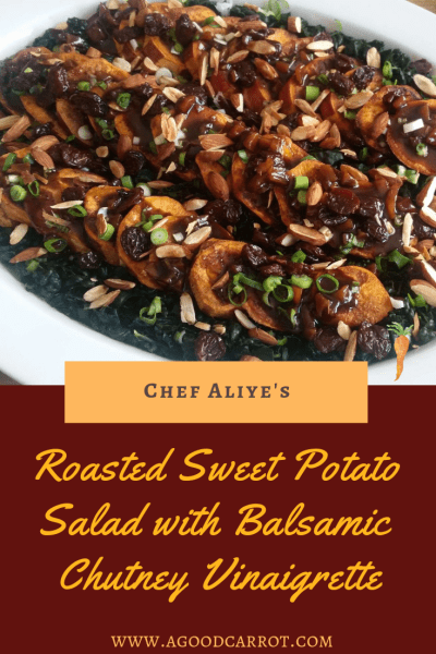 Roasted Sweet Potato Salad Recipe, thanksgiving recipe, Weekly Meal Plans, Vegetable Recipes, Clean Eating Recipes, Healthy Dinner Recipes, Recipes for Dinner