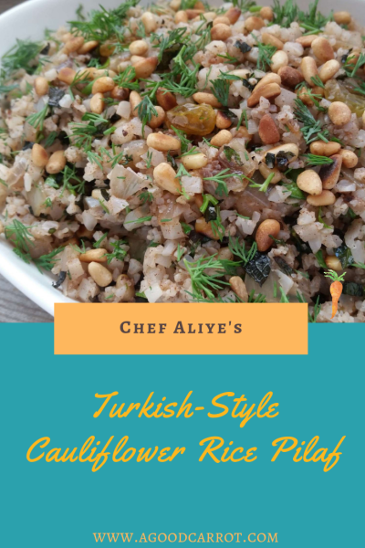 Weekly Meal Plans, Vegetable Recipes, Clean Eating Recipes, Healthy Dinner Recipes, Recipes for Dinner, turkish recipes, cauliflower recipes, pilaf recipe
