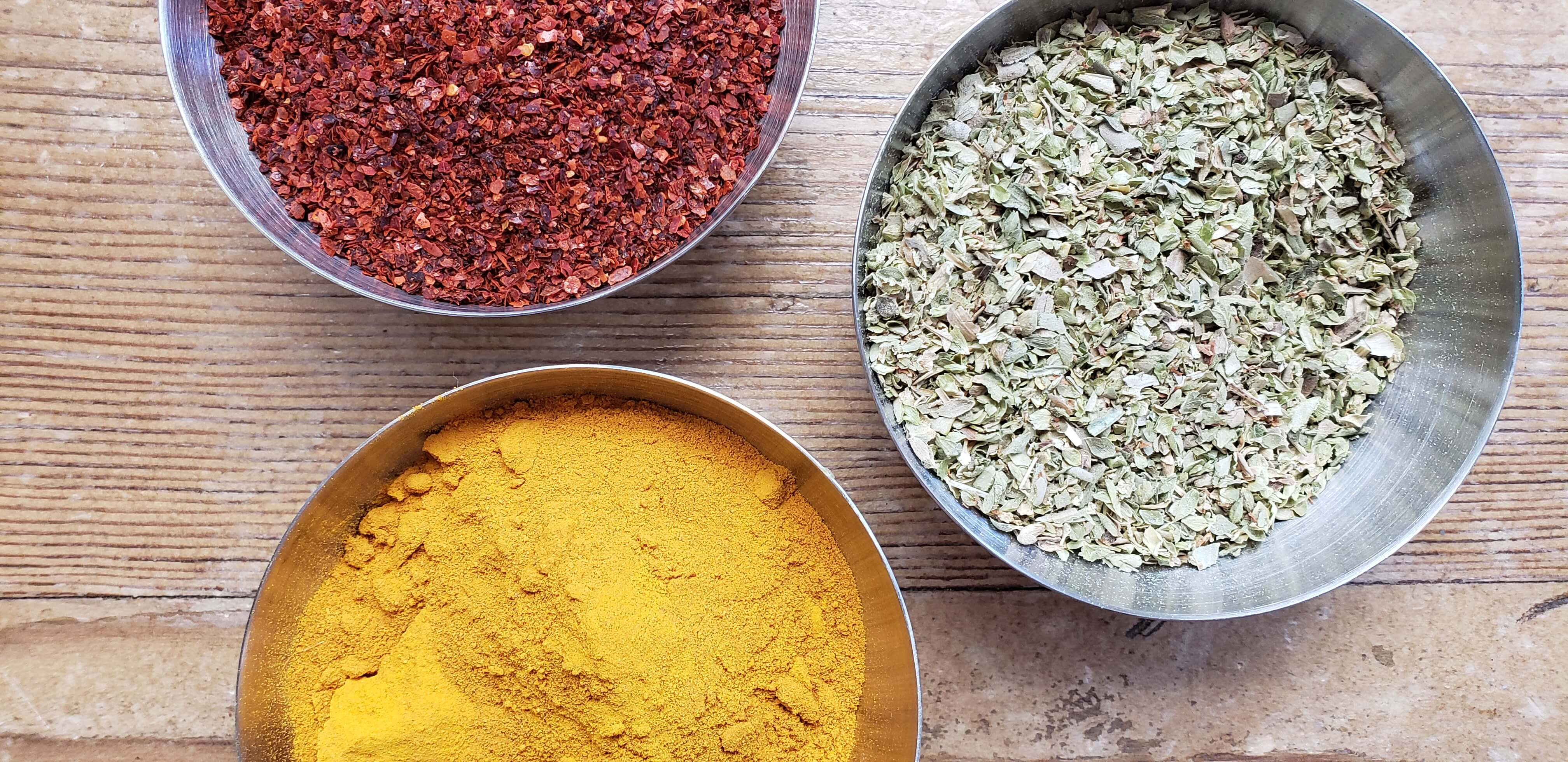 be a better cook, spices to have on hand