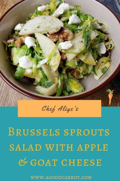 brussels sprouts salad recipe, Mediterranean Recipes for Dinner, Vegetable Recipes, Clean Eating Recipes, Healthy Dinner Recipes, Recipes for Dinner, Easy Healthy Dinner