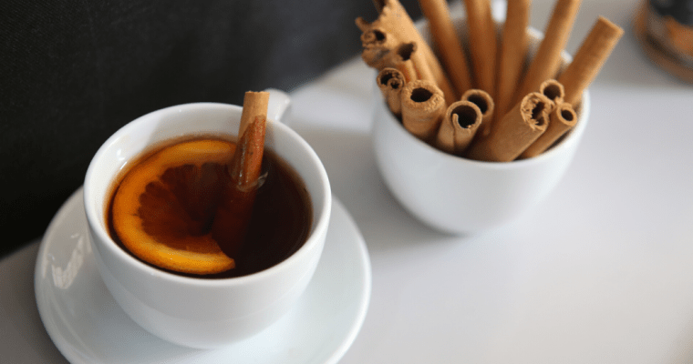 Cozy Cinnamon Tea