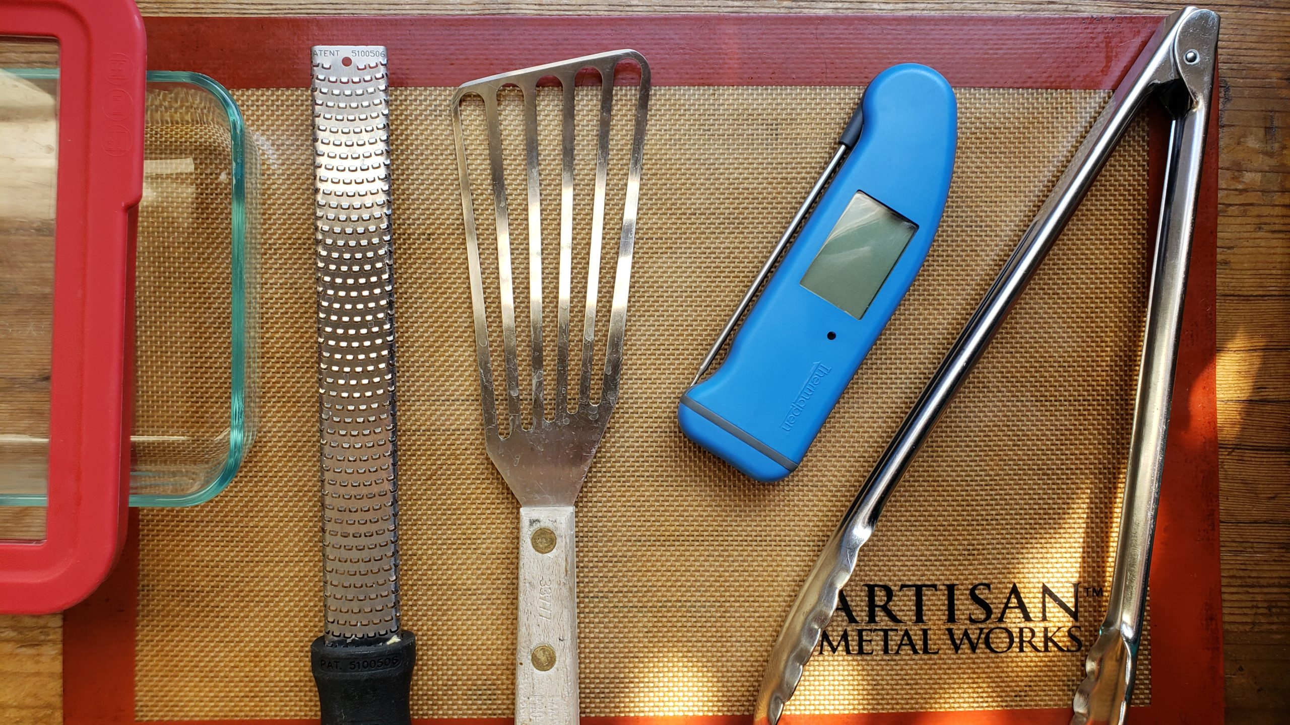 8 Must-Have Kitchen Items