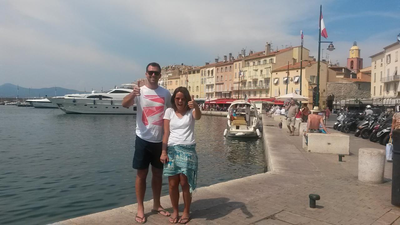 A Good Direction, St Tropez