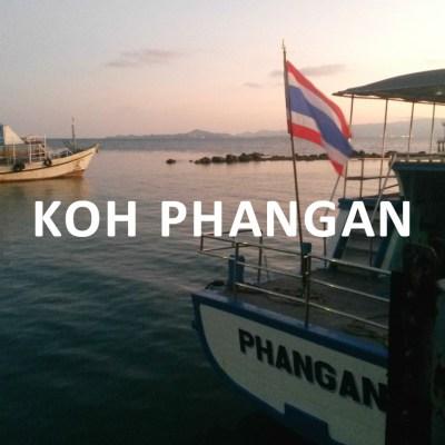 A Good Direction, Koh Phangan