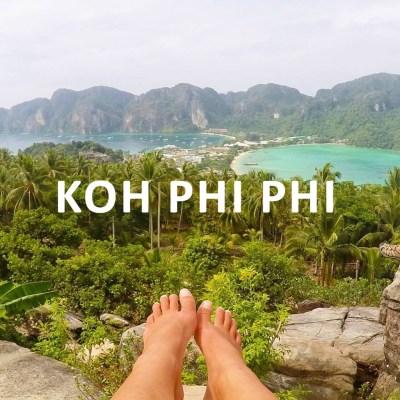 A Good Direction, Koh Phi Phi