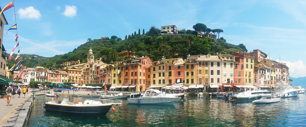 A Good Direction, Portofino