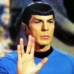 "Mr. Spock ""Live Long and Prosper"""