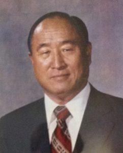 Rev. Moon