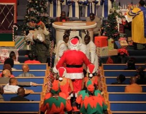 Best Funeral Ever Xmas
