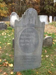 Cemetery Gravestone