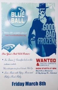 Poster for FDGD Grandpa's Blue Ball