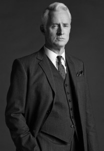 Roger Sterling (John Slattery) Mad Men