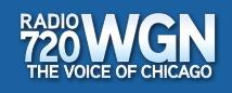 WGN Radio 720 logo