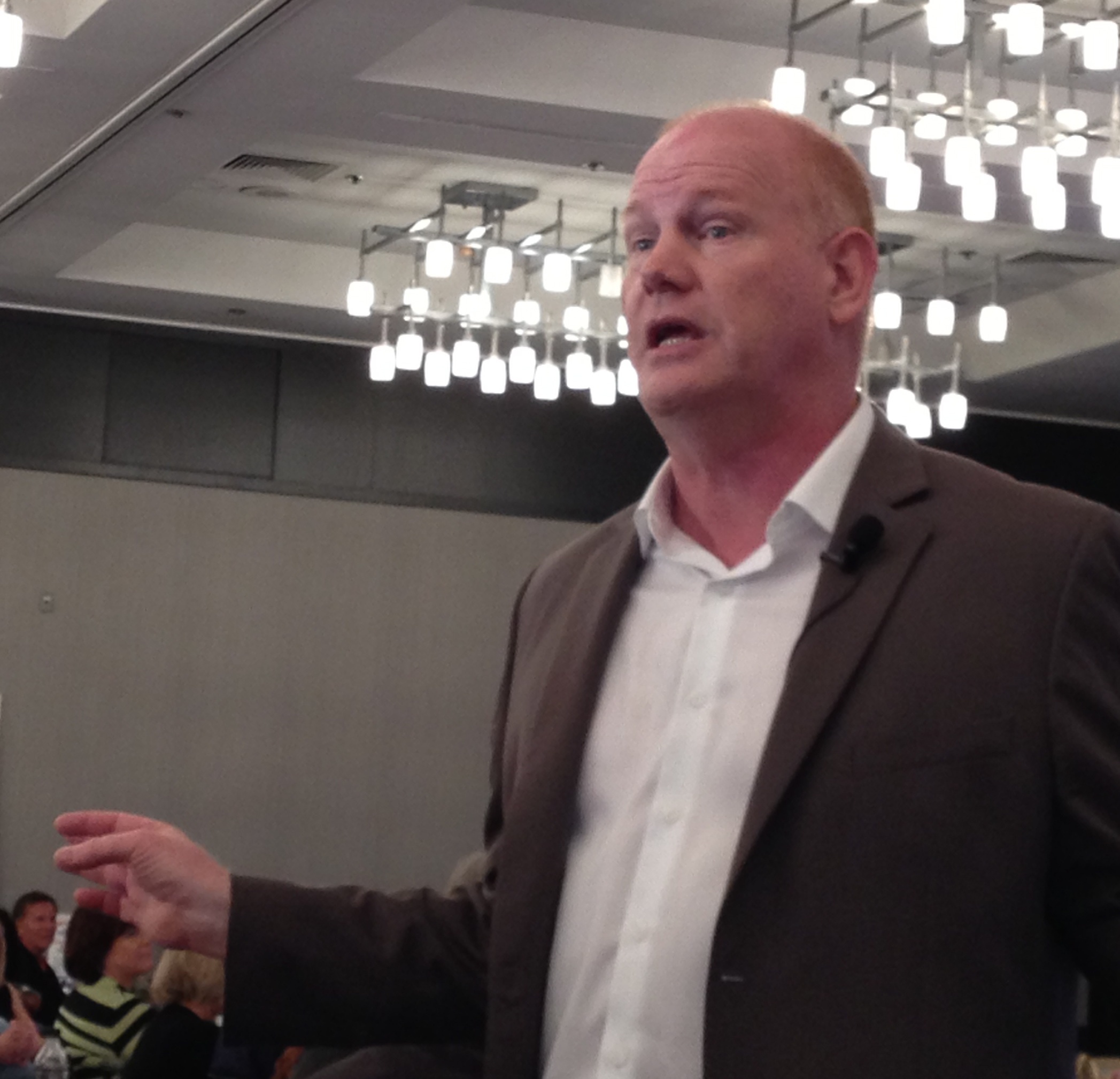 Glenn Morshower motivational speaker