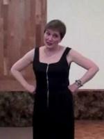 Gail Rubin in Speech Contest
