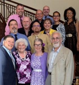 Rubin Family 60th Anniversary group photo