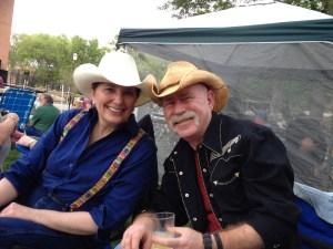 Gail Rubin and David Bleicher