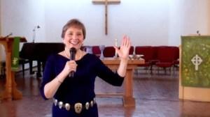 Gail at Jardineros Talk