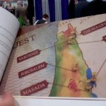 Aley Shalechet map