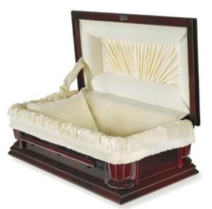 PawsRest casket