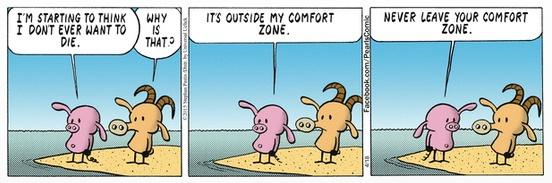Pearls Death Comfort Zone