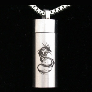 Pendant - dragon design