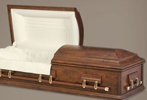 Sauder Funeral Products casket