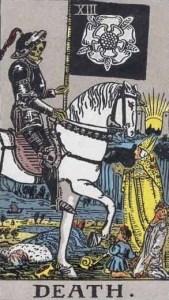 Death Tarot Card