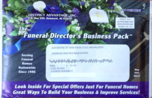 Funeral Directors Business Pack